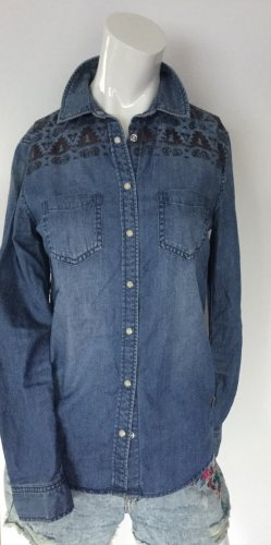 Jeansbluse von Pepe Jeans London Gr S