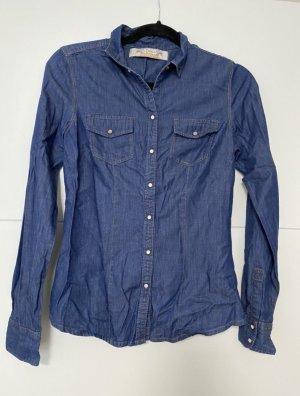 Clockhouse Camicia denim blu