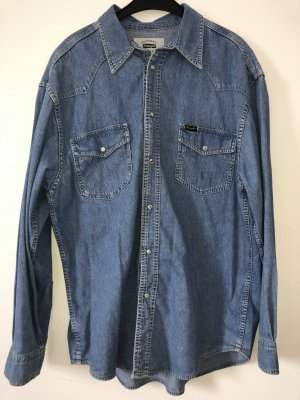 Wrangler Denim Shirt blue