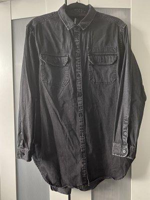 Rocawear Denim Shirt black