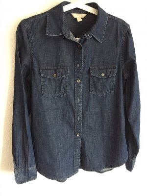 Jeanshemd *Banana Republic* in Dark Denim, Gr. M