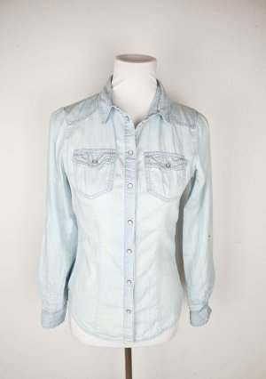 Jeanshemd Bluse Only