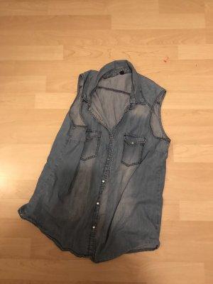 Pimkie Spijkershirt azuur