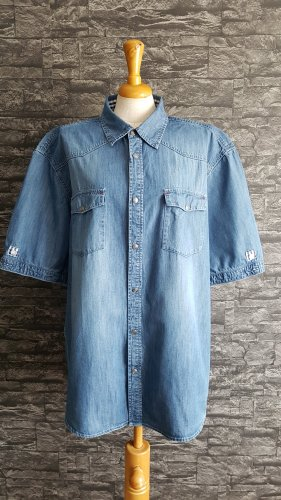 OR Original Denim Denim Shirt blue-slate-gray acetate