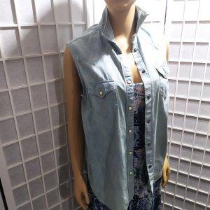 Denim & Supply Ralph Lauren Short Sleeve Shirt pale blue-light blue
