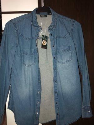 Esmara by Heidi Klum Chemise en jean bleu