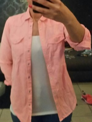 Hollister Jeansowa koszula łosowiowy