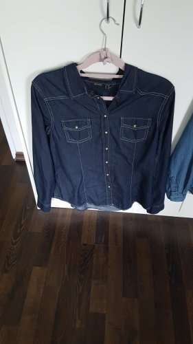 Esmara Jeansowa koszula niebieski