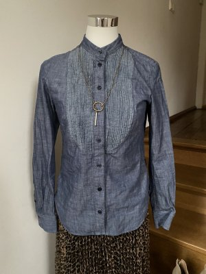 G-Star Bluzka jeansowa ciemnoniebieski