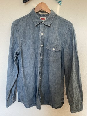 Levis Jeansowa koszula Wielokolorowy Bawełna