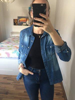 jeanshemd von orsay