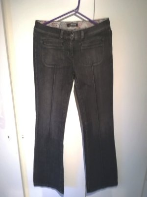 Morgan Jeans boyfriend nero-antracite
