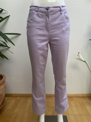 Adagio Stretch jeans paars