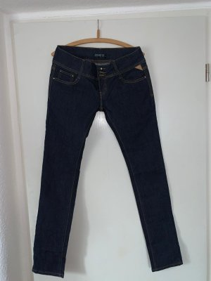 Just F... Stretch jeans donkerblauw