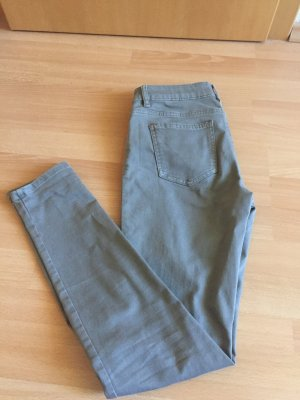Zara Tube jeans khaki