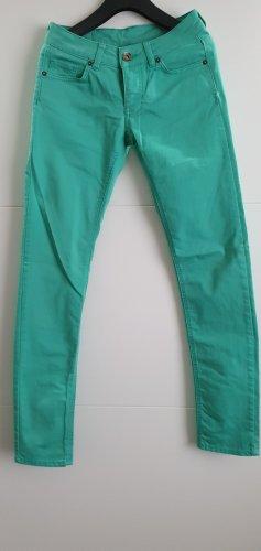 Blind Date Pantalone cinque tasche verde chiaro
