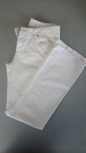 Street One Five-Pocket Trousers white