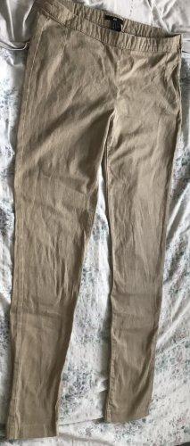 H&M Pantalone kaki beige-color cammello