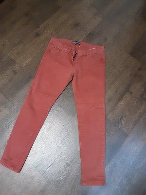C&A Clockhouse Stretch Jeans russet