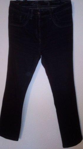 Cecil Pantalón de tubo negro