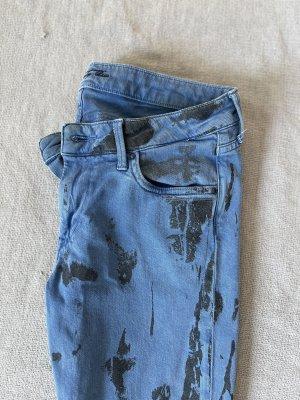 Pepe Jeans Jeansy o obcisłym kroju Wielokolorowy
