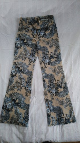 More & More Low-Rise Trousers multicolored