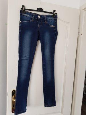 King Stretch Jeans dark blue