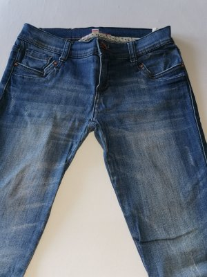 Tally Weijl Tube Jeans blue