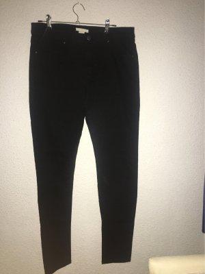 H&M Jeans cigarette noir