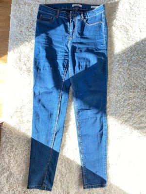Defacto Tube Jeans blue