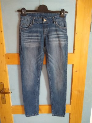 Livre Tube Jeans multicolored cotton