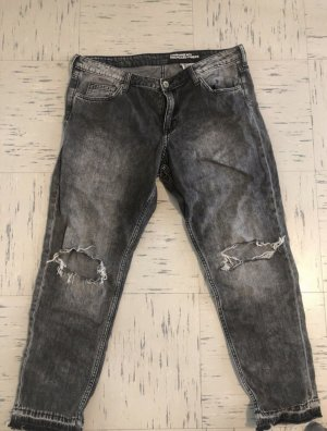 H&M 7/8 Length Jeans grey