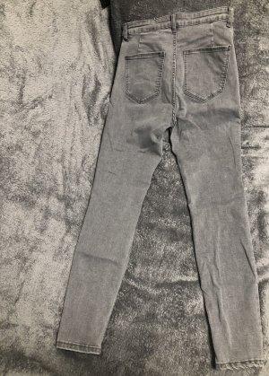 Zara Jeans stretch gris