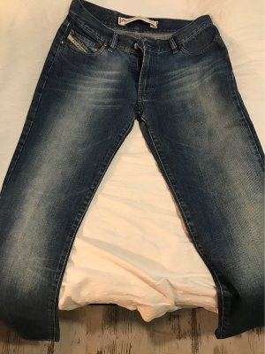 Jeanshose blau