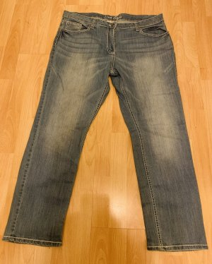 Gina Benotti Jeans flare bleu