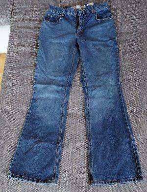 Arizona Jeans a zampa d'elefante blu