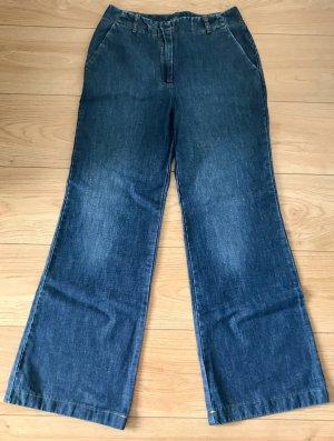 Closed Boot Cut Jeans dark blue
