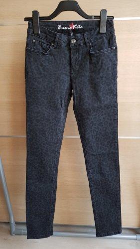 Buena Vista Stretch Jeans black-grey