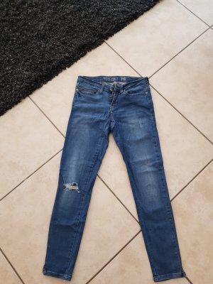 Noisy May Jeans elasticizzati blu