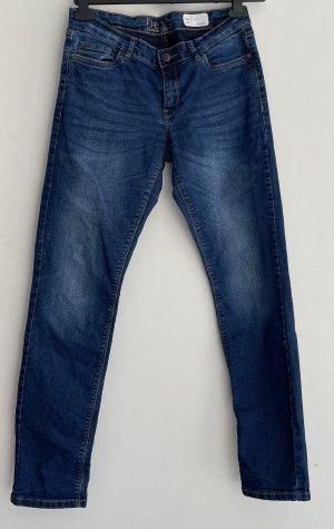 Denim 1982 Jeans slim bleu foncé-bleu