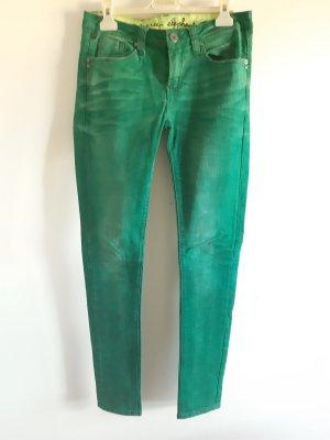 One green elephant Stretch jeans groen
