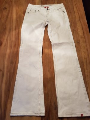 edc by Esprit Boot Cut Jeans natural white