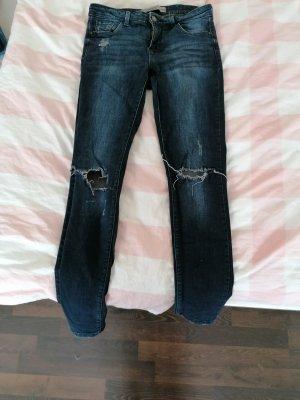 C&A Clockhouse Skinny Jeans dark blue