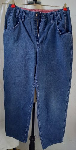 Carrot Jeans blue