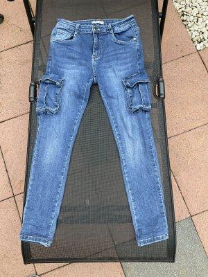 Jeanshose Größe L