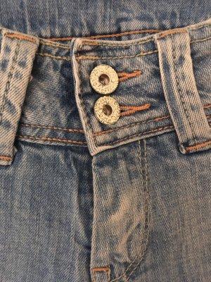 Pepe Jeans Short moulant bleuet