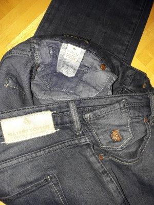 Maison Scotch Pantalon cinq poches multicolore