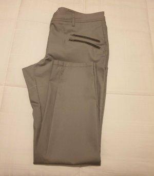 Milano Italy Pantalon strech gris clair