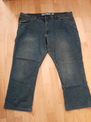 Jeanshose mit geradem Bein