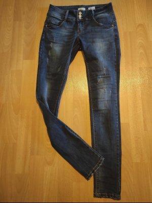 Hailys Jeans a sigaretta blu